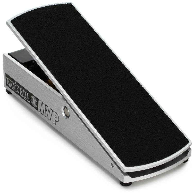 Ernie Ball MVP Volume Pedal with Tuner Output image 1