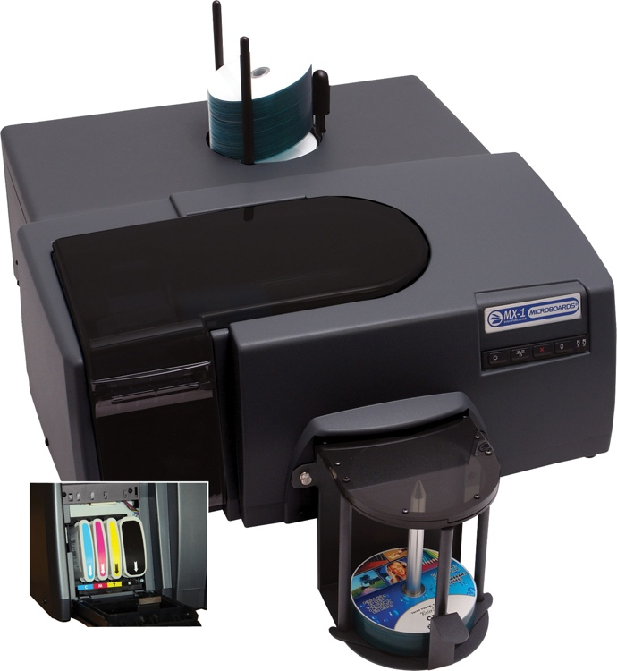 Microboards MX-1 Disc Publisher image 1