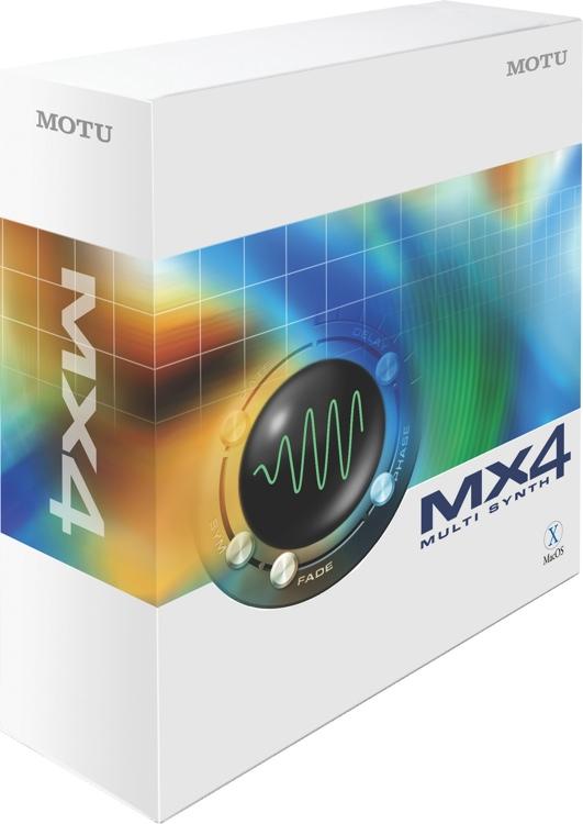 MOTU MX4 Version 2 image 1
