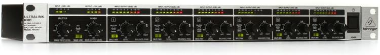 Behringer Ultralink PRO MX882 8-channel Mixer / Splitter image 1