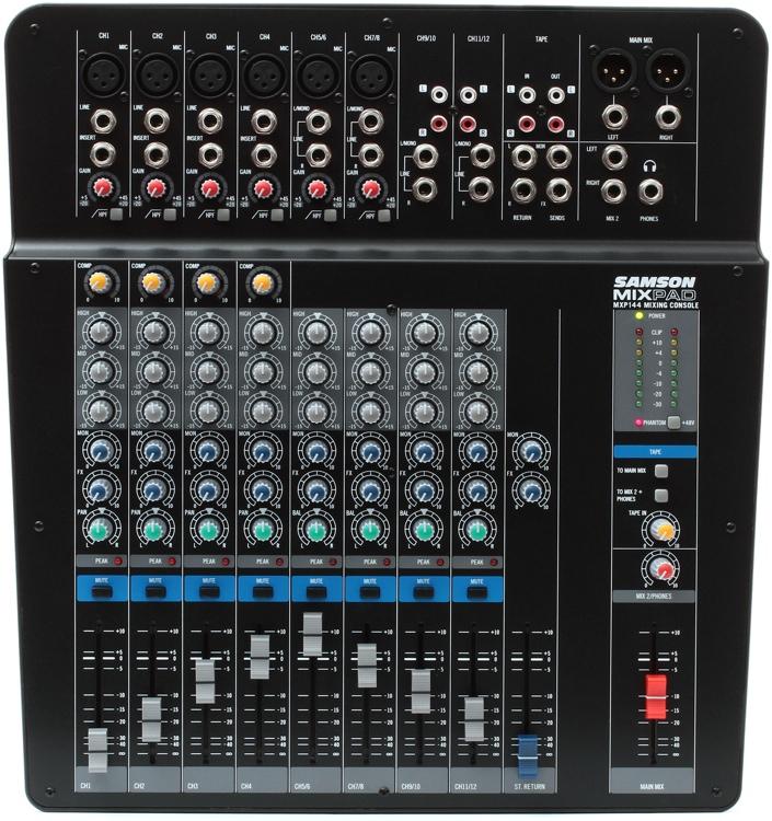 Samson MixPad MXP144 image 1