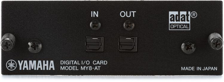 Yamaha MY8AT 8-channel ADAT I/O Card image 1