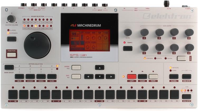 Elektron Machinedrum SPS-1 UW MKII + image 1