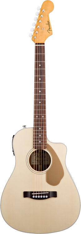 Fender Malibu CE - Natural image 1
