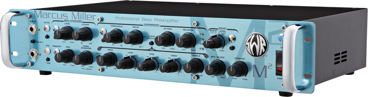 SWR Marcus Miller Preamp image 1