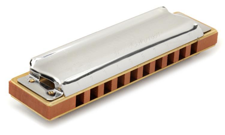 Hohner Marine Band - Key of C Sharp image 1