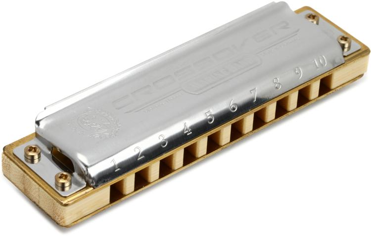 Hohner Marine Band Crossover - Key of D image 1