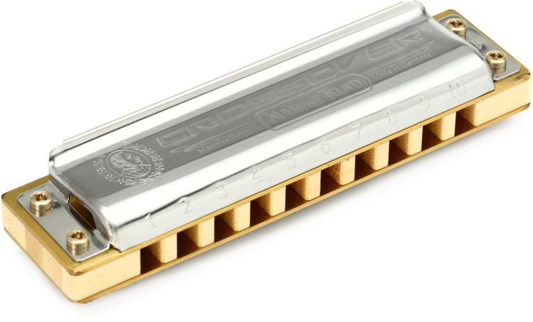 Hohner Marine Band Crossover - Key of E Flat image 1