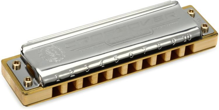 Hohner Marine Band Crossover - Key of F image 1