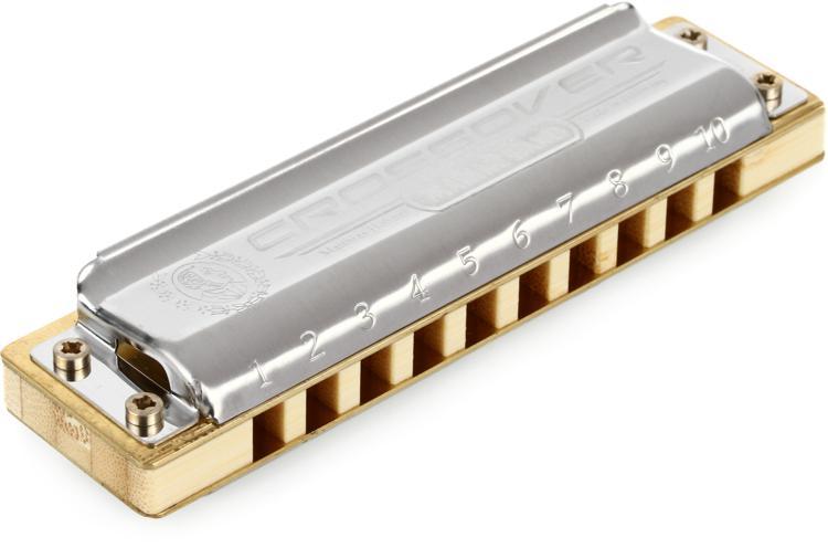 Hohner Marine Band Crossover - Key of G image 1