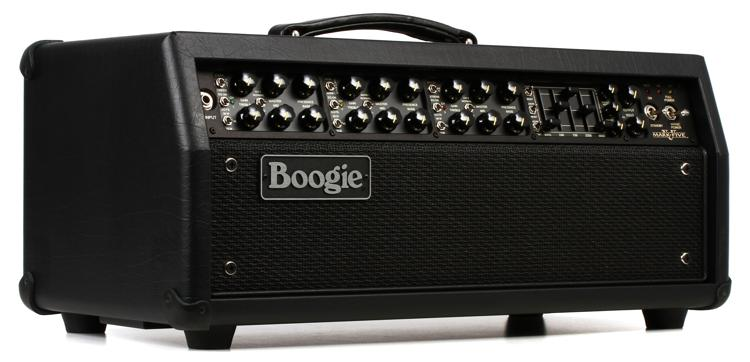 Mesa/Boogie Mark V 90-watt Tube Head - Black Faceplate image 1