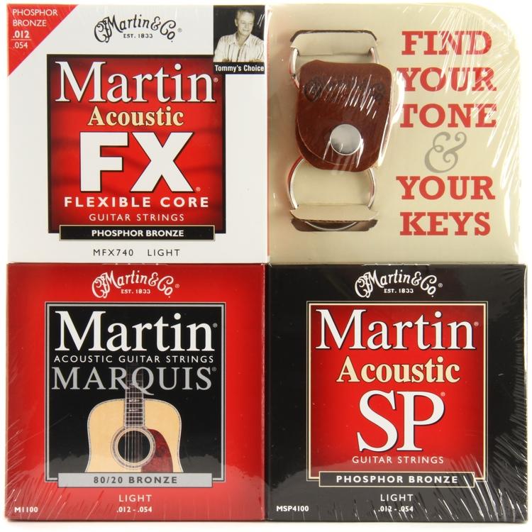 Martin LTD Martin Sample String Pack image 1
