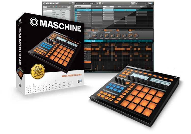 Native Instruments Maschine image 1