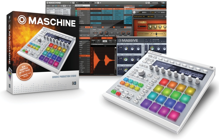Native Instruments Maschine - White image 1