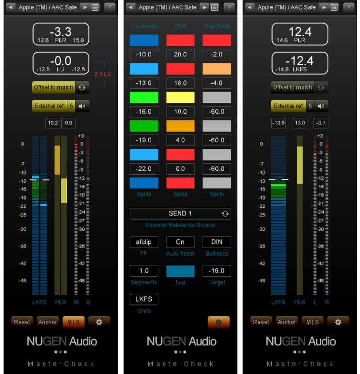 NUGEN Audio MasterCheck Plug-in image 1
