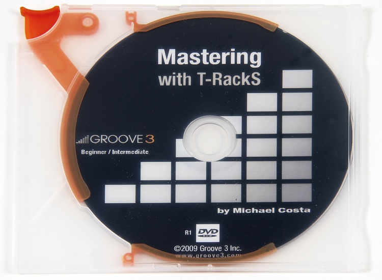 Groove3 Mastering with TRackS image 1