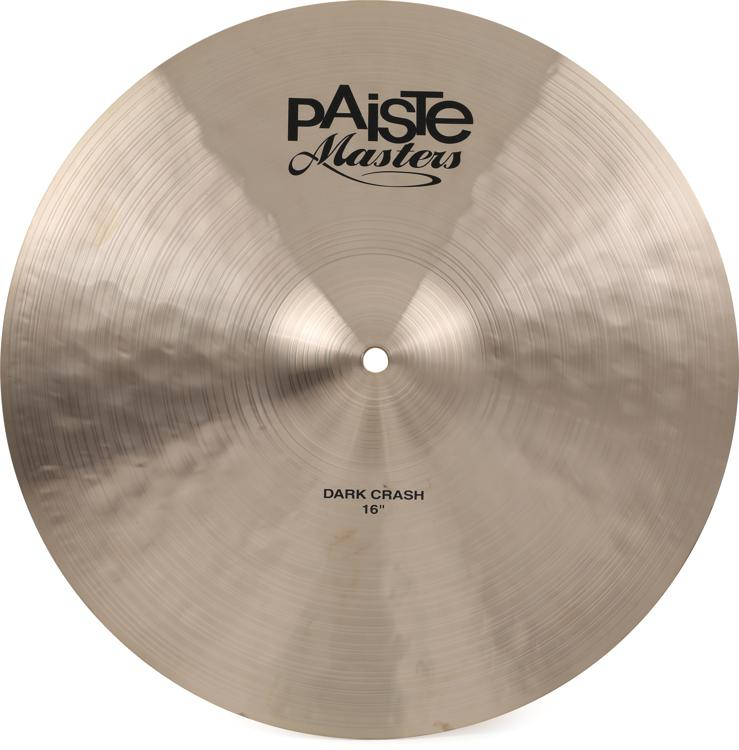 Paiste Masters Series Dark Crash - 16
