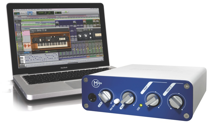Avid Mbox 2 Mini with Pro Tools 9 image 1