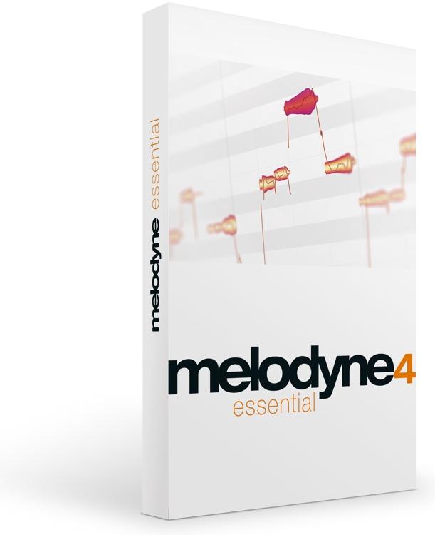 Celemony Melodyne 4 essential (download) image 1