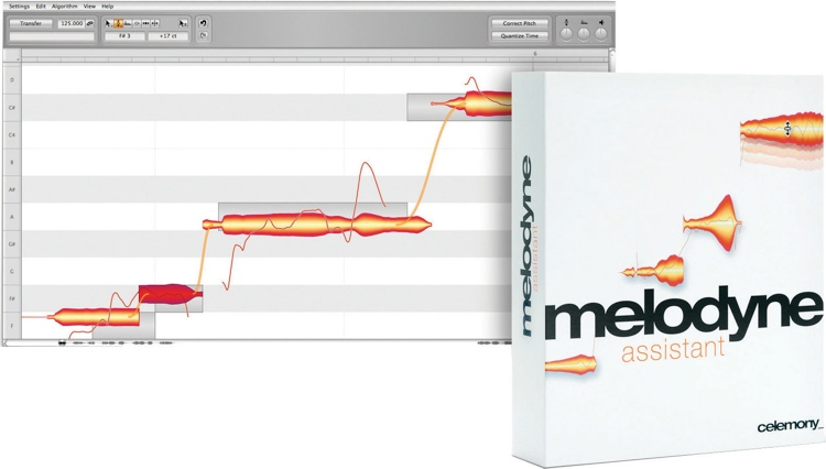Celemony Melodyne Assistant (boxed) image 1