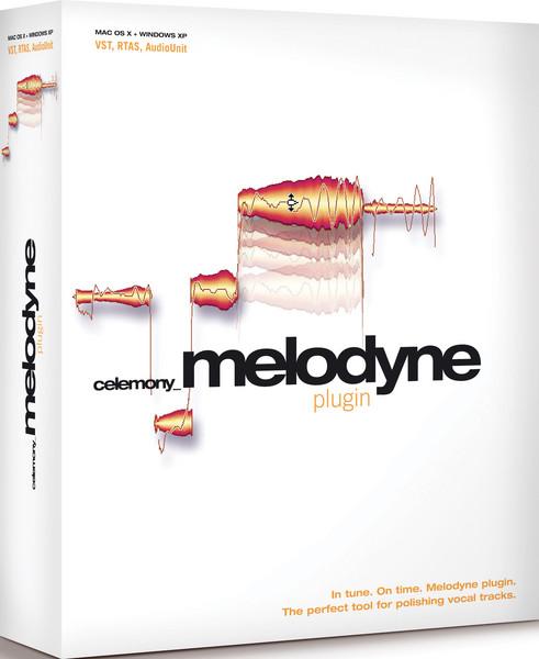 Celemony Melodyne plugin image 1