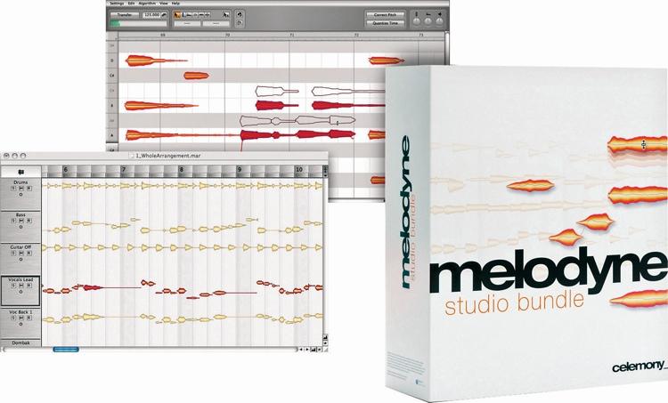 Celemony Melodyne Studio Bundle (boxed) image 1