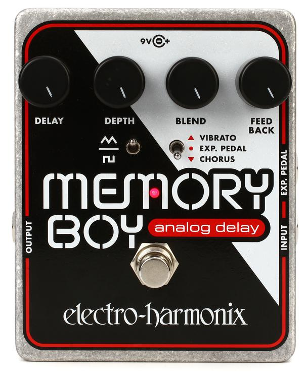 Electro-Harmonix Memory Boy Analog Delay image 1
