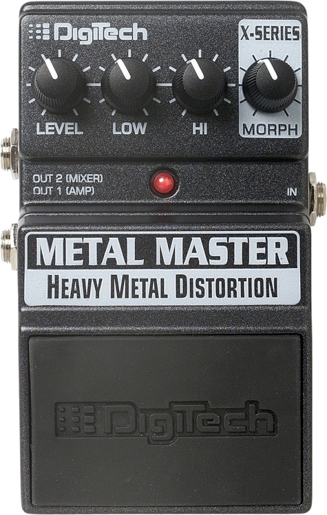DigiTech Metal Master Heavy Metal Distortion Pedal image 1