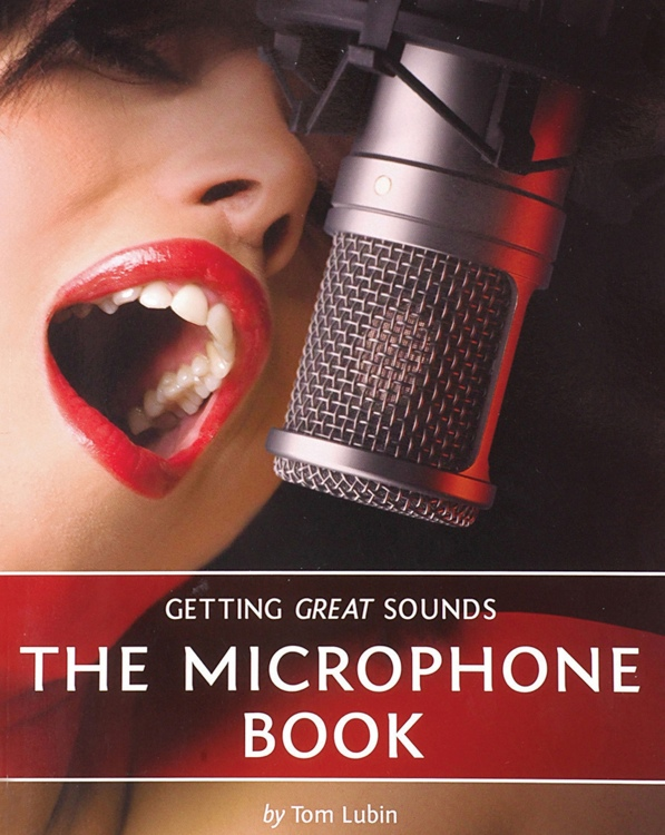 Thomson Course Technology The Microphone Book image 1