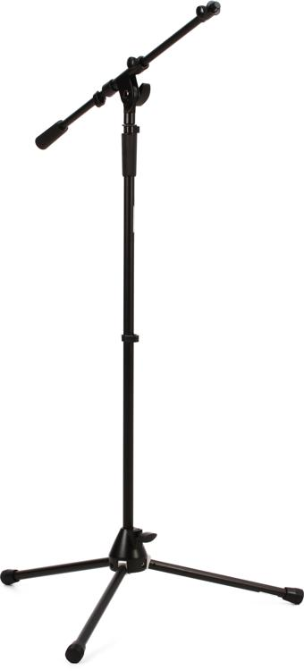 On-Stage Stands MS9701TB+ Heavy-Duty Tele-Boom Mic Stand image 1