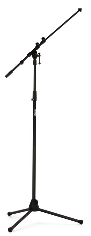 On-Stage Stands MS7701TB Telescoping Euro Boom Mic Stand image 1