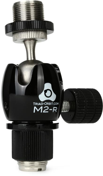 Triad-Orbit Micro 2/M2-R Retrofittable Short-stem Orbital Mic Adaptor image 1