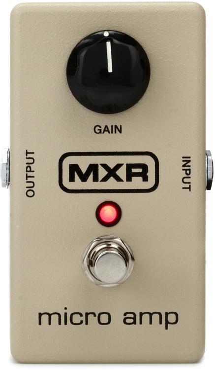 MXR M133 Micro Amp Gain / Boost Pedal image 1