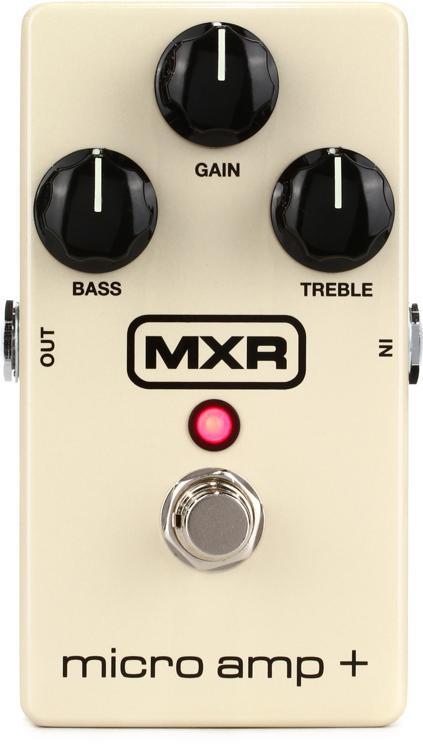 MXR Micro Amp Plus - Clean Boost image 1