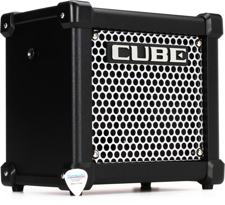 Roland Micro Cube GX - 3W 1x5\' Guitar Combo Amp image 1