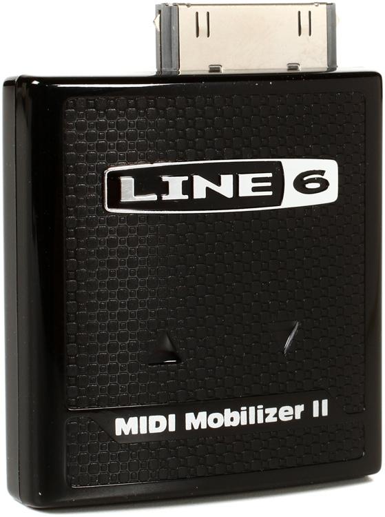 Line 6 MIDI Mobilizer II image 1