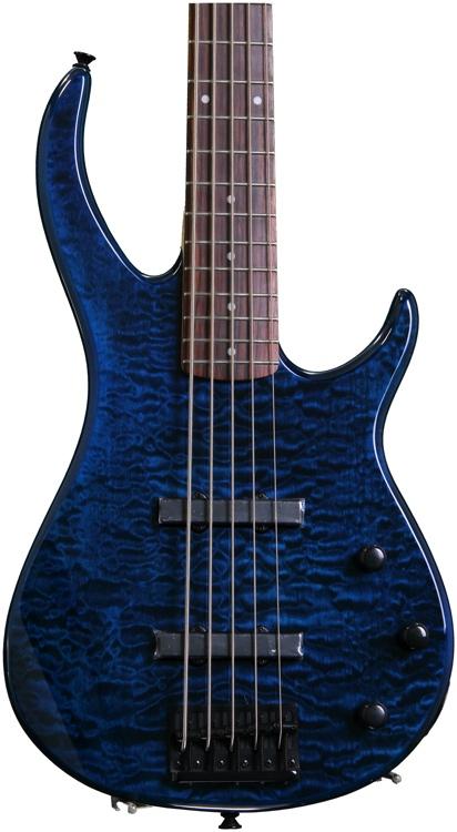 Peavey Millennium 5 BXP - Trans Blue image 1