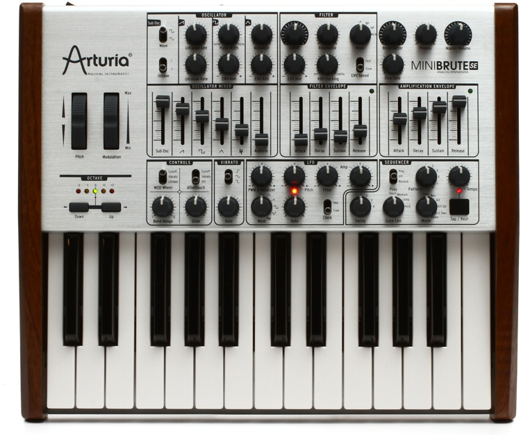 Arturia MiniBrute SE Analog Synthesizer image 1