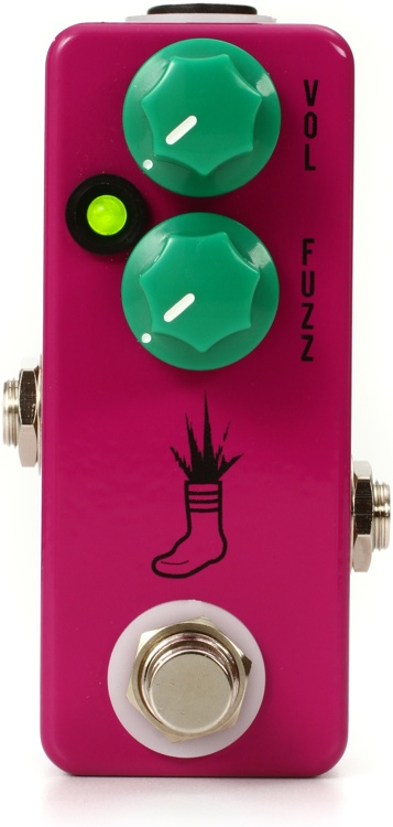 JHS Mini Foot Fuzz Silicon Fuzz Pedal image 1