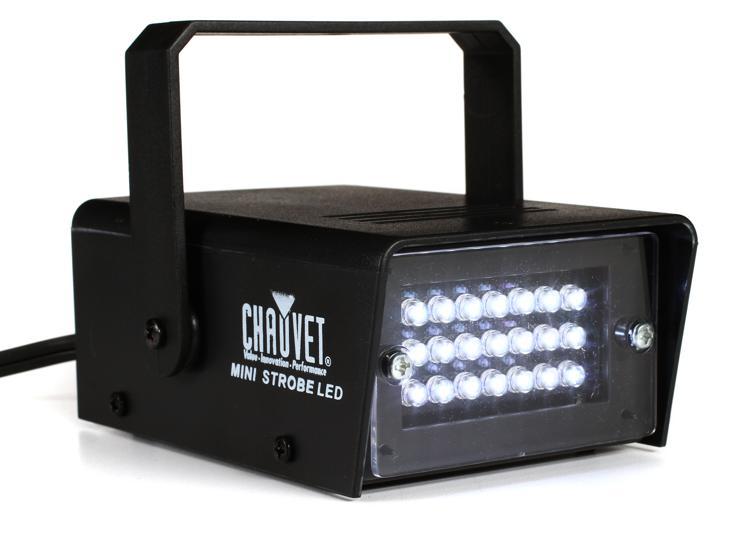 Chauvet DJ Mini Strobe LED Compact Strobe Effect image 1