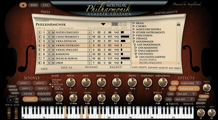 IK Multimedia Miroslav Philharmonik Classik Edition Orchestral Virtual Instrument image 1