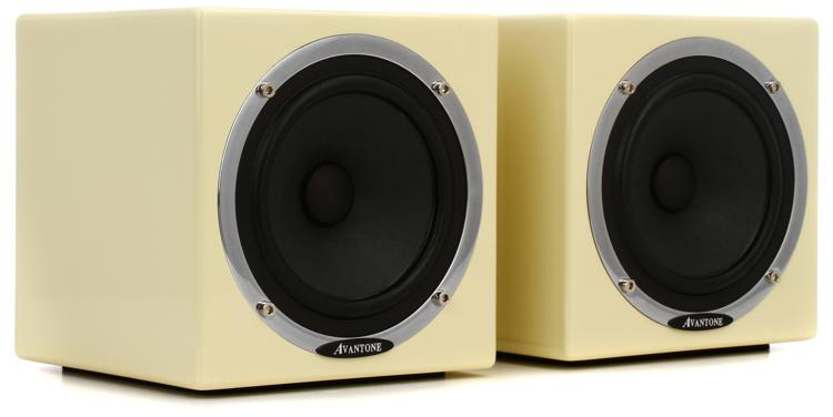Avantone Pro MixCubes Passive Reference Monitors - Retro Cream (pair) image 1