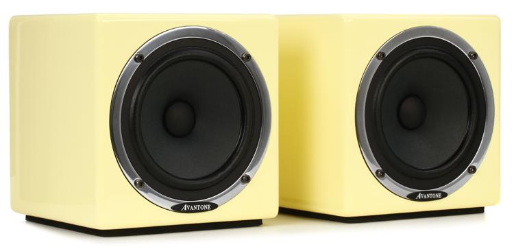 Avantone Pro Active MixCubes - Retro Cream (pair) image 1
