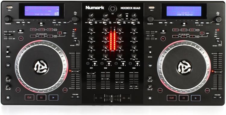 Numark Mixdeck Quad image 1