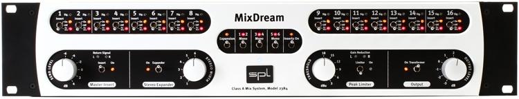 SPL MixDream - 16 x 2 Summing Mixer image 1