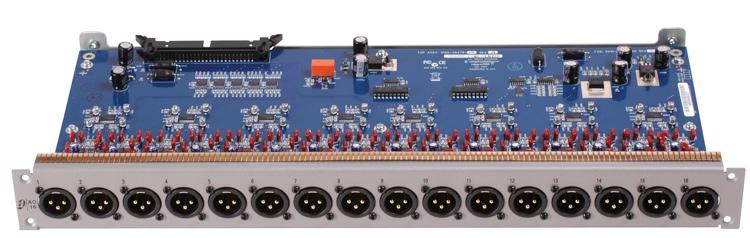Avid VENUE AO16 Analog Output Card for Venue | Mix Rack Systems image 1