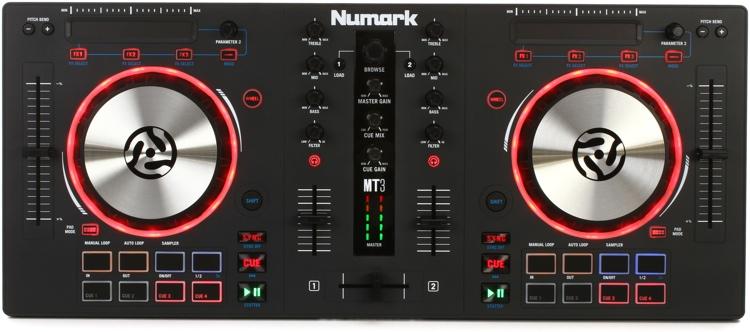 Numark Mixtrack 3 DJ Controller image 1