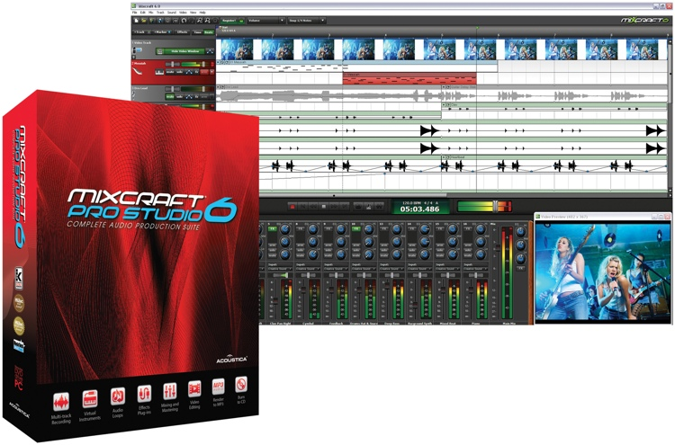 mixcraft 5 gratuit 01net