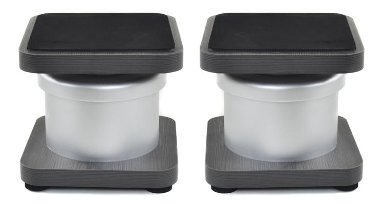 Zaor Miza D\'Stand - Titanium Wenge (pair) image 1