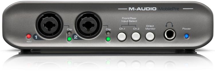 M-Audio MobilePre image 1